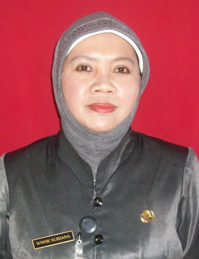 Dra. WIWIK SURIANA