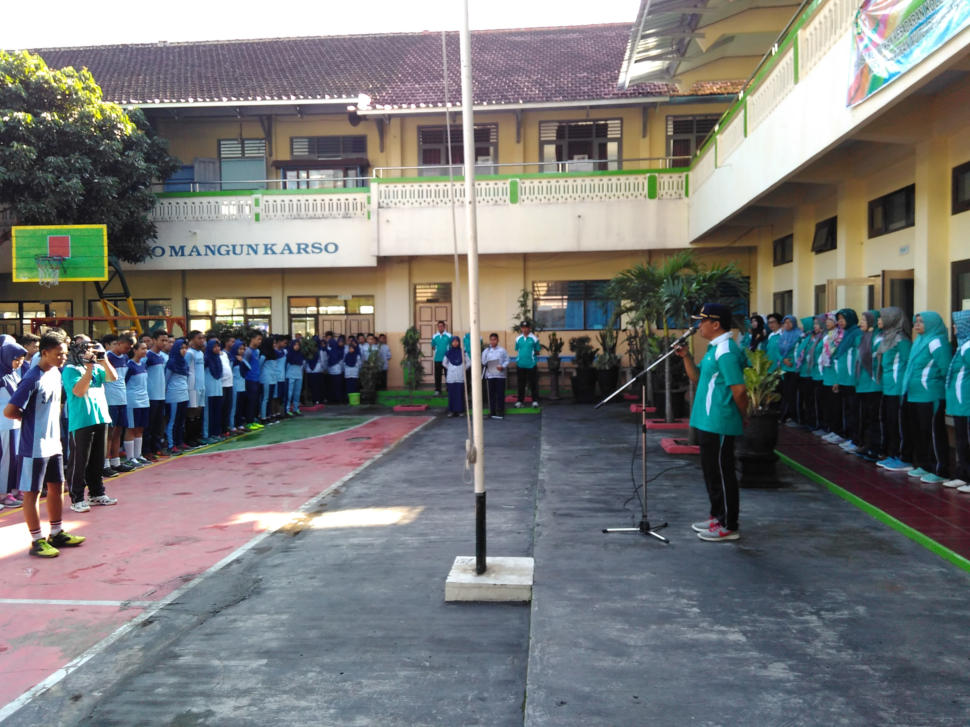 Video HUT SMPN 1 Plaosan ke- 50Th