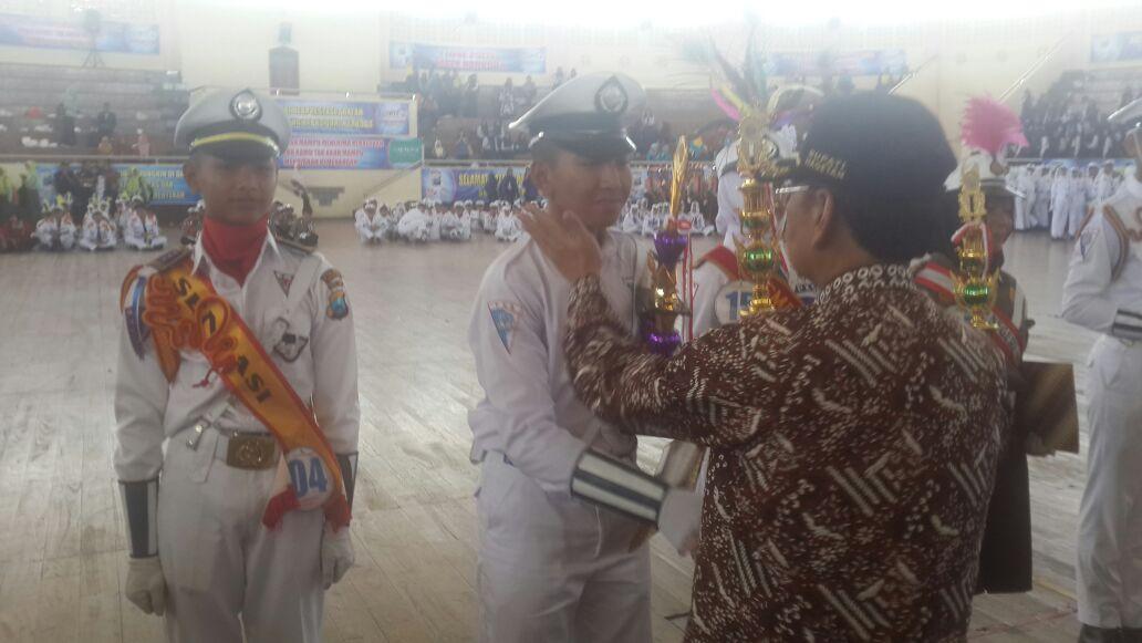 Juara 3 Senam PKS Tahun 2016