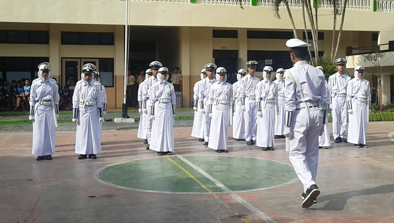 Kegiatan Patroli Keamanan Sekolah