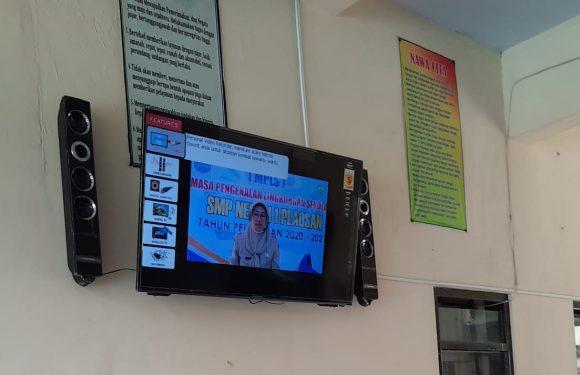Optimalisasi Teknologi Informasi Menuju Digitalisasi Pendidikan di SMP NEGERI 1 PLAOSAN